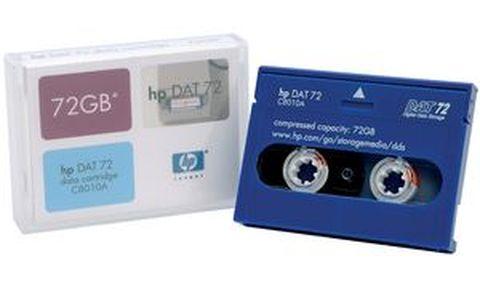 Hewlett Packard Bandes magnétiques de données DDS 3 DG 125M