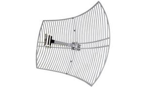 LogiLink Antenne extérieure Grid Parabolic WiFi 24 dBi