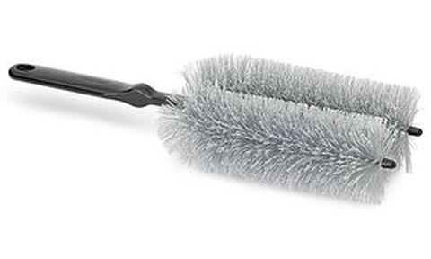 brosse pour radiateur poils synth tiques torsad s manche n lle profi brush 6420205. Black Bedroom Furniture Sets. Home Design Ideas