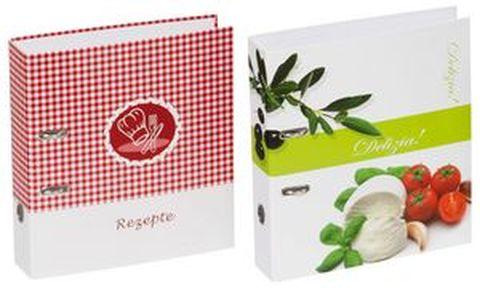 Pagna classeur pour recettes de cuisine motif toque for Fourniture cuisine