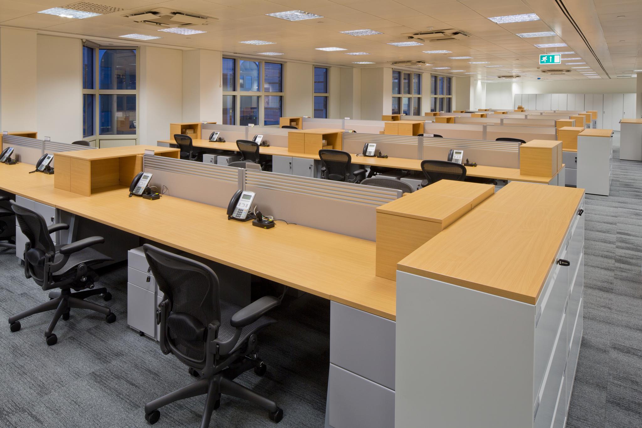 mobilier bureau openspace